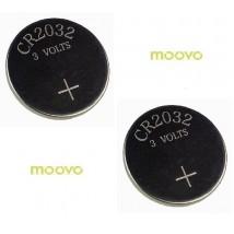 Piles de remplacement Moovo MT4