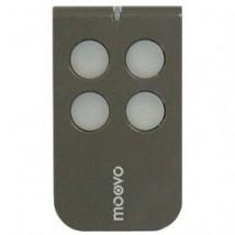 Moovo télécommande MT4 grise MT4G