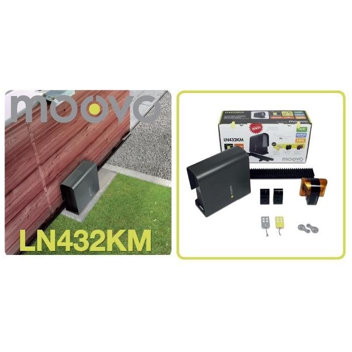 moovo ln432km motorisation de portail coulissant. Black Bedroom Furniture Sets. Home Design Ideas