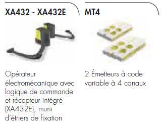 Xa432BE contenu