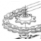 Moovo Chaîne pour TS432