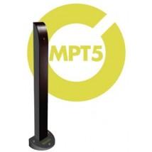MOOVO - Paire de colonne pour photocellules de sécurité  MPT5