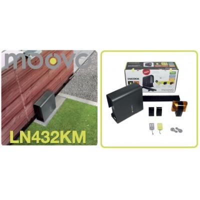 Moovo Ln432KM Motorisation de portail coulissant