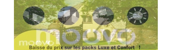 Moovo Pack Luxe et Confort